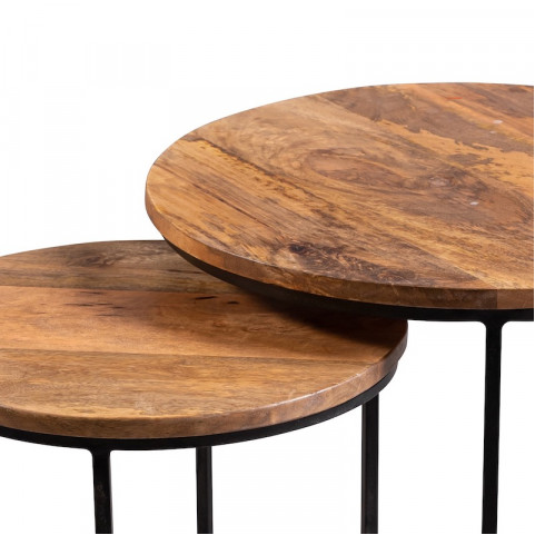 Набор столиков ИНДУ ГУЛАБИ