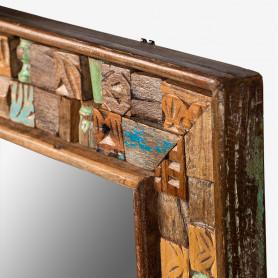 Деревянное зеркало, САРИКА